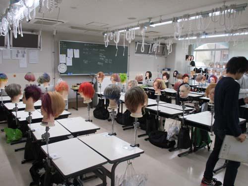 東京総合美容専門学校画像